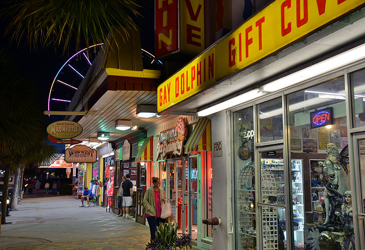 Myrtle Beach SC Photo Tours And Travel Information
