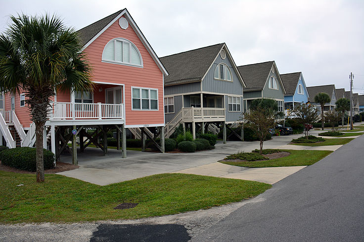 Homes in Surfside Beach, SC