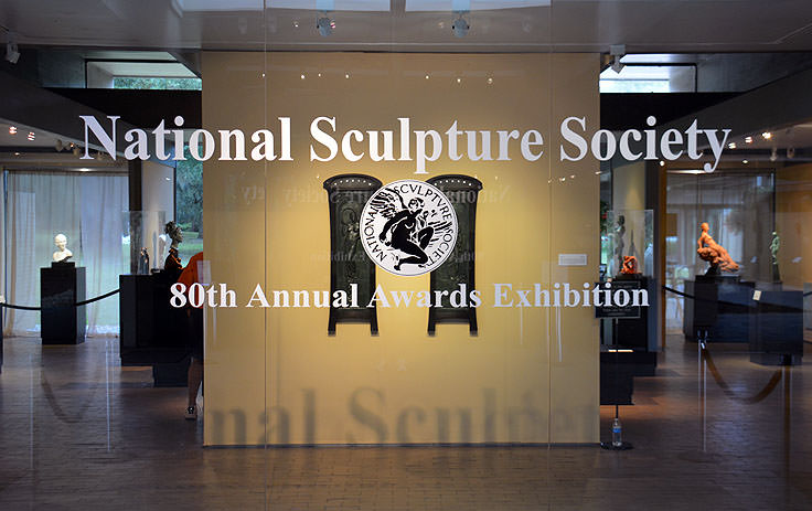 National Sculpture Society at Brookgreen Gardens in Murrell's Inlet, SC