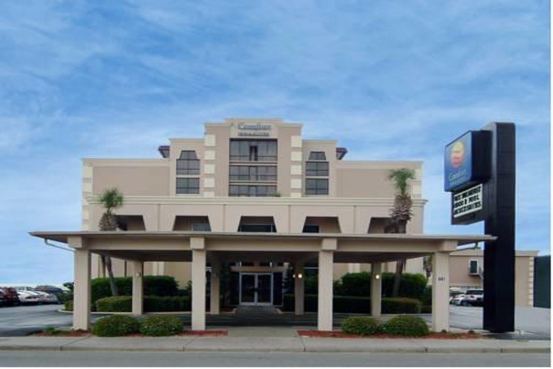 Econo Lodge Inn Suites Myrtle Beach Sc