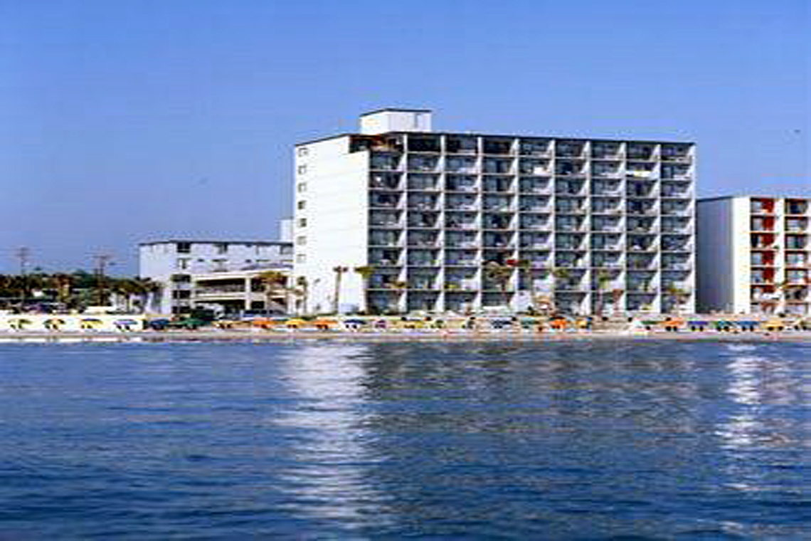 Hotels On The Beach In Myrtle Beach Oceanfront