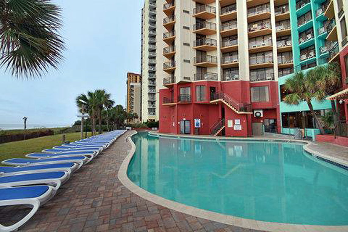 Top myrtle beach hotels 2018 myrtlebeach for Garden city myrtle beach hotels