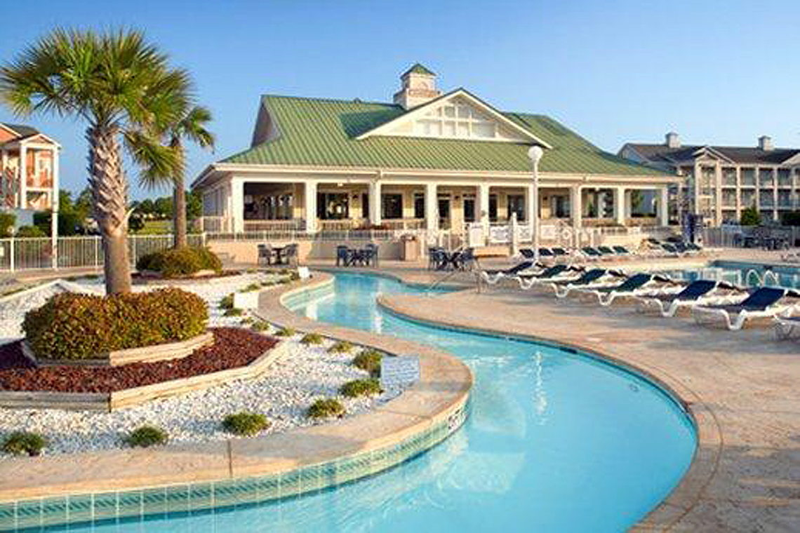 Myrtle Beach Sc Hotels Oceanfront Lazy River
