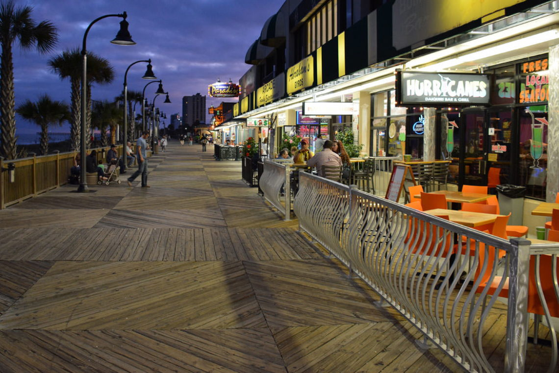 Myrtle Beach Boardwalk