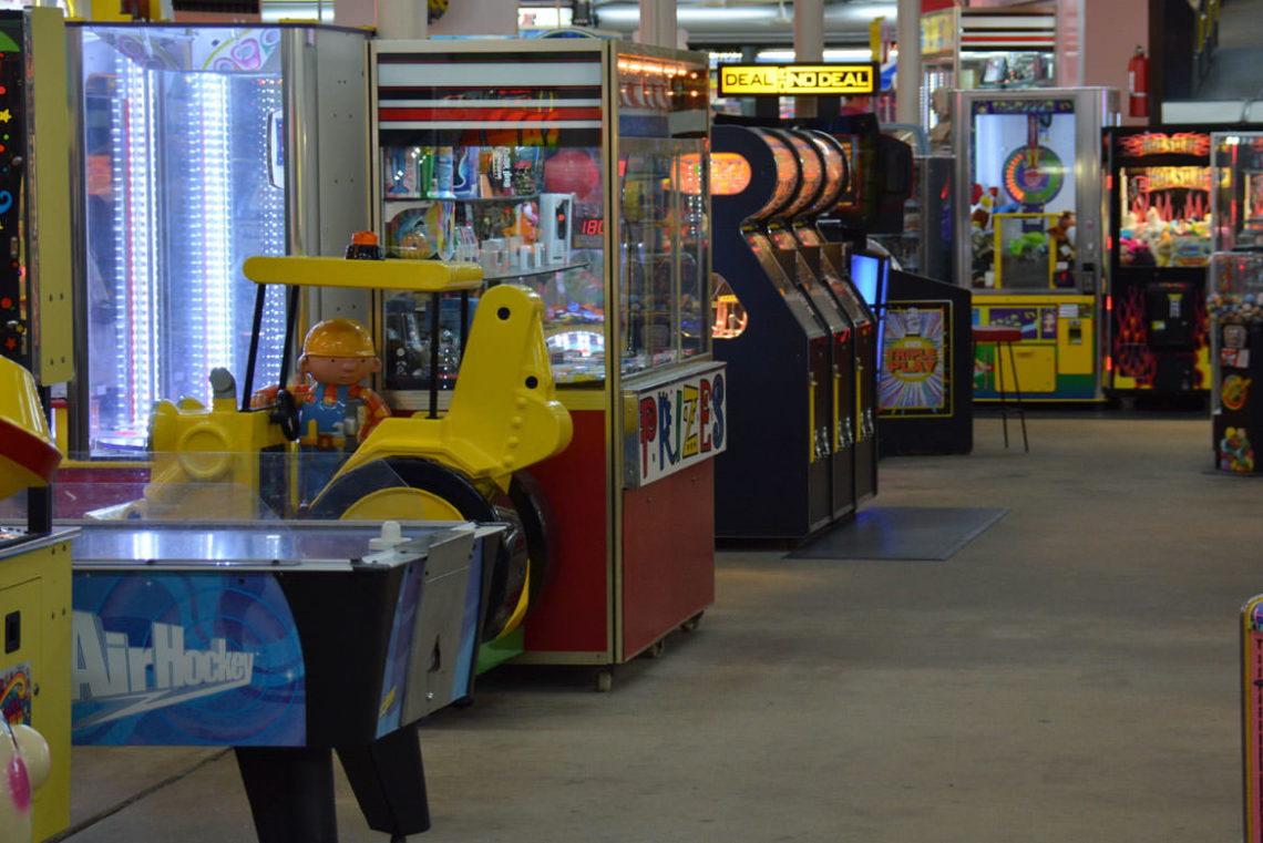 Legacy Arcade Myrtle Beach